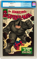 Silver Age (1956-1969):Superhero, The Amazing Spider-Man #41 Boston pedigree (Marvel, 1966) CGC NM+ 9.6 White pages....