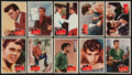 """Non-Sport Cards:Sets, 1959 Topps R710-5 """"Fabian"""" High Grade Complete Set (55)...."""