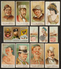 "Non-Sport Cards:Lots, 19th-Early 20th Century ""N"" Card Collection (15). ..."