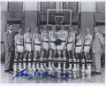 Basketball Collectibles:Photos, George Mikan and Joe Smith Single Signed Photographs Lot of 10....