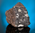 Meteorites:Lunar, AN ACTUAL MOON ROCK - SUPERB END-PIECE. ...