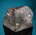 Meteorites:Stones, NWA 5717 - WEDGE SECTION OF AN EXTREMELY IMPORTANT NEW METEORITE, SUBTYPE 3.05, UNCHANGED SINCE ITS ORIGINS IN THE GASEOUS SOL...