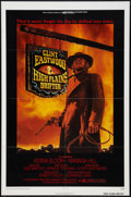 "Movie Posters:Western, High Plains Drifter (Universal, 1973). One Sheet (27"" X 41"").Western.. ..."