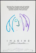 "Movie Posters:Rock and Roll, Imagine: John Lennon (Warner Brothers, 1988). One Sheet (27"" X41""). Rock and Roll.. ..."