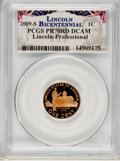 Proof Lincoln Cents, 2009-S 1C Lincoln-Professional PR70 Deep Cameo PCGS. PCGSPopulation (273). NGC Census: (1315). Numismedia Wsl. Price for ...
