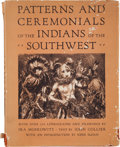 Books:Americana & American History, John Collier. SIGNED. Patterns and Ceremonials of the Indians ofthe Southwest. New York: E. P. Dutton, 1949. First ...