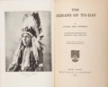 Books:Americana & American History, George Bird Grinnell. The Indians of To-day. New York:Duffield & Company, 1911. Revised edition. Publisher's gr...