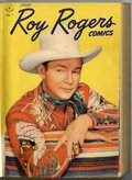 Golden Age (1938-1955):Western, Roy Rogers Comics #1-12 Bound Volume (Dell, 1948)....