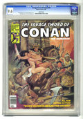 Magazines:Superhero, Savage Sword of Conan #49 (Marvel, 1980) CGC NM+ 9.6 Whitepages....