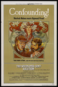 """Movie Posters:Mystery, The Seven-Per-Cent Solution (Universal, 1976). One Sheet (27"""" X 41""""). Mystery. ..."""