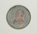 U.S. Presidents & Statesmen: , U.S. Political Election Token Group Lot. Two Lincoln items: oneissued for the 1864 election, with a portrait of Lincoln fac...(Total: 3 tokens)
