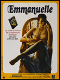 "Movie Posters:Adult, Emmanuelle (Columbia, 1974). French Grande (47"" X 63""). Adult...."