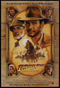 "Movie Posters:Action, Indiana Jones and the Last Crusade (Paramount, 1989). One Sheet(27"" X 40""). Action. ..."