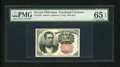 Fractional Currency:Fifth Issue, Fr. 1265 10c Fifth Issue PMG Gem Uncirculated 65 EPQ....