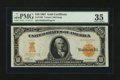 Large Size:Gold Certificates, Fr. 1168 $10 1907 Gold Certificate. PMG Choice Very Fine 35.. ...