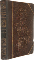 Books:Literature Pre-1900, Mark Twain. Adventures of Huckleberry Finn (Tom Sawyer'sComrade). New York: Charles L. Webster and Company, 1885.. ...
