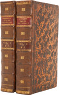 Books:Literature Pre-1900, Samuel Johnson. A Dictionary of the English Language: Inwhich the words are deduced from their originals, and i... (Total:2 Items)