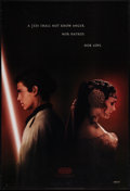 "Movie Posters:Science Fiction, Star Wars: Episode II - Attack of the Clones (20th Century Fox,2002). One Sheets (2) (27"" X 40"") DS Advance and Regular, St...(Total: 2 Items)"