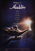 """Movie Posters:Animated, Aladdin (Buena Vista, 1992). One Sheet (27"""" X 40"""") DS Advance.Animated.. ..."""