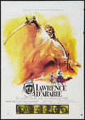 "Movie Posters:Academy Award Winners, Lawrence of Arabia (Columbia, R-1971). French Petite (15.5"" X 22"").Academy Award Winners.. ..."