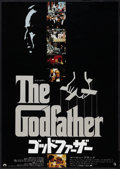 "Movie Posters:Crime, The Godfather I and II (Paramount, 1972-1974). Japanese B2 (20.25""X 28.75"") and Souvenir Book (Multiple Pages, 8.75"" X 11"")...(Total: 2 Items)"