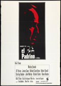 """Movie Posters:Crime, The Godfather (CIC, 1972). Spanish One Sheet (27.5"""" X 39""""). Crime....."""