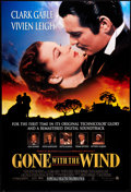 "Movie Posters:Academy Award Winners, Gone with the Wind (New Line, R-1998). One Sheet (27"" X 40"") SS.Academy Award Winners.. ..."