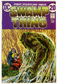 Swamp Thing #1 (DC, 1972) Condition: VF/NM
