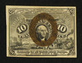 Fractional Currency:Second Issue, Fr. 1245 10¢ Second Issue Choice About New.. ...