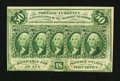 Fractional Currency:First Issue, Fr. 1312 50¢ First Issue Choice About New.. ...