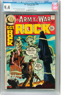 Bronze Age (1970-1979):War, Our Army at War #236 (DC, 1971) CGC NM 9.4 Off-white pages. ...