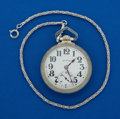 Timepieces:Pocket (post 1900), Illinois 23 Jewel, Sixty Hour Bunn Special. ...