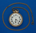 Timepieces:Pocket (post 1900), Illinois 21 Jewel, 16 Size Bunn Special. ...