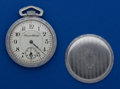 Timepieces:Pocket (post 1900), Hampden 21 Jewel, 16 Size William McKinley. ...