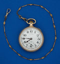 Timepieces:Pocket (post 1900), Illinois 23 Jewel Sangamo Special. ...