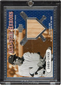 """Baseball Cards:Singles (1970-Now), 2001 Upper Deck """"All-Star Heroes"""" Babe Ruth Game Used Bat card #'d1683/1933. ..."""