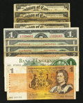 Canadian Currency: , Canada and More Good-Very Good or Better.. ... (Total: 10 notes)