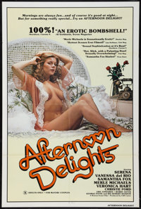 """Afternoon Delights Lot (Ashton Releasing, 1980). One Sheets (2) (27"""" X 41""""). Adult. ... (Total: 2 Items)"""