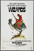 "Movie Posters:Animated, Wizards (20th Century Fox, 1977). One Sheet (27"" X 41"") Style A. Animated.. ..."