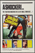"Movie Posters:Exploitation, Girl on a Chain Gang (Jerry Gross, 1966). One Sheet (27"" X 41"").Exploitation.. ..."