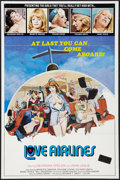 """Movie Posters:Adult, Love Airlines Lot (Unknown, 1978). One Sheets (2) (24"""" X 36""""). Adult.. ... (Total: 2 Items)"""