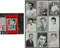 "Non-Sport Cards:Sets, 1962 Topps ""Casey & Kildare"" Complete Set (110) Plus CelloWrapper and Display Box. ..."