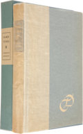 Books:Literature 1900-up, [Limited Editions Club]. Charles Dickens. Hard Times. NewYork: The Limited Editions Club, 1966. One of 1,500 copies...