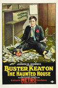 "Movie Posters:Comedy, The Haunted House (Metro, 1921). One Sheet (27"" X 41"").. ..."