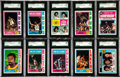 Basketball Cards:Lots, 1974-75 Topps Basketball Collection (800+ cards) With Many Starsand HoFers. ...