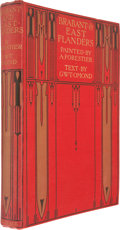 Books:Children's Books, George W. T. Omond. Brabant and East Flanders. London: A.& C. Black, [ca. 1907]. Later edition. Octavo. 127 pag...