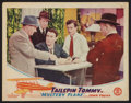"Movie Posters:Adventure, Mystery Plane (Monogram, 1939). Lobby Card (11"" X 14""). Adventure....."