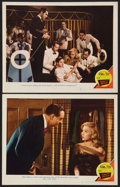 """Movie Posters:Mystery, Song of the Thin Man (MGM, 1947). Lobby Cards (2) (11"""" X 14""""). Mystery.. ... (Total: 2 Items)"""