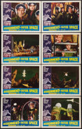 """Movie Posters:Science Fiction, Assignment Outer Space (Four Crown, 1962). Lobby Card Set of 8 (11""""X 14""""). Science Fiction.. ... (Total: 8 Items)"""