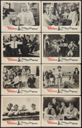 "Ferry Cross the Mersey (United Artists, 1965). Lobby Card Set of 8 (11"" X 14""). Rock and Roll. ... (Total: 8 I..."